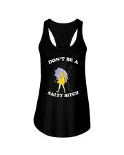 Don't be a Salty Bitch Ladies Flowy Tank thumbnail