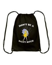 Don't be a Salty Bitch Drawstring Bag thumbnail