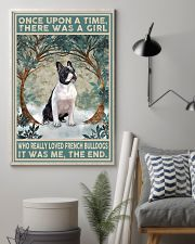 French Bulldog Once Upon A Time 11x17 Poster lifestyle-poster-1