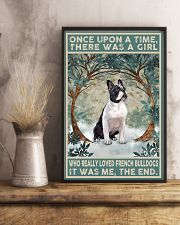 French Bulldog Once Upon A Time 11x17 Poster lifestyle-poster-3