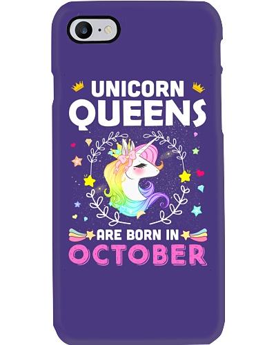 Unicorn Queens Are Born In October
