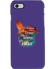 I am a October Woman Phone Case i-phone-7-case