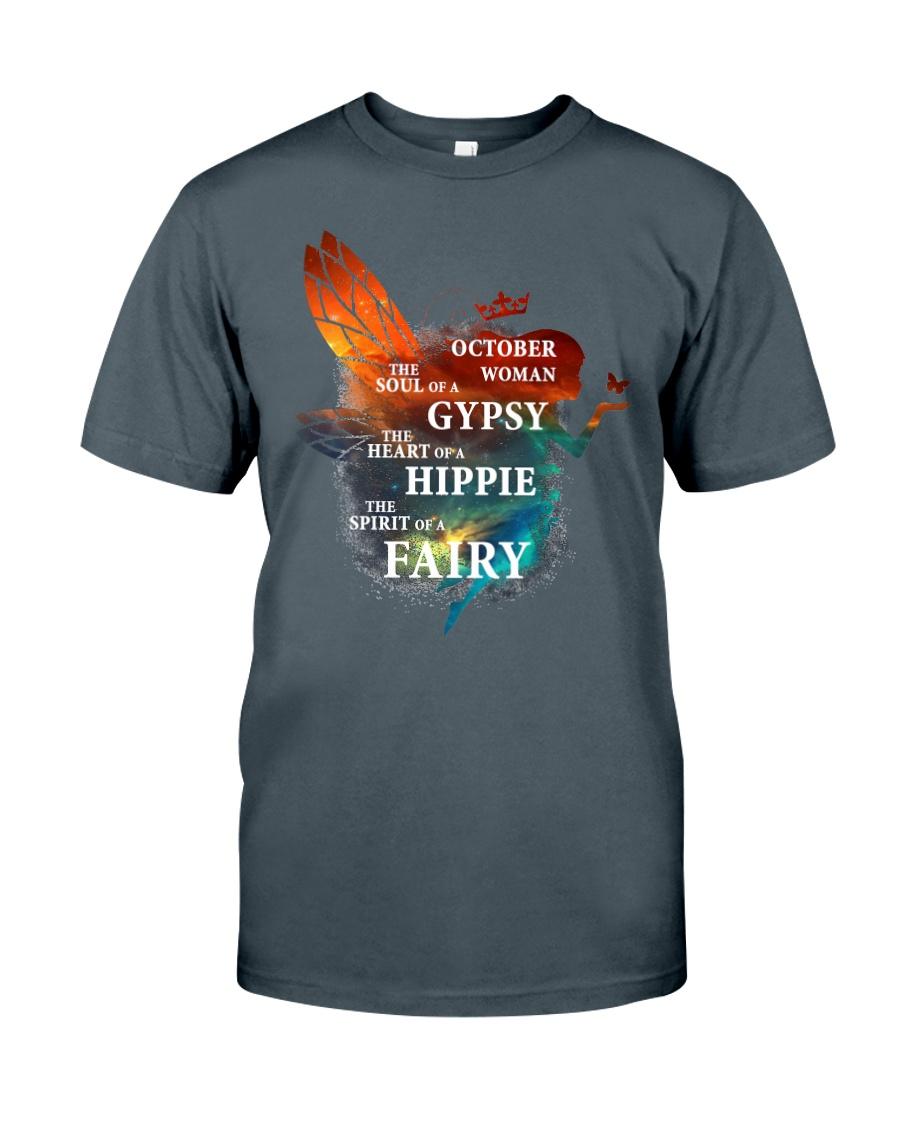 I am a October Woman Classic T-Shirt