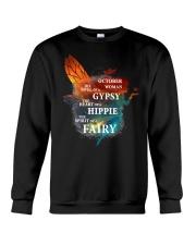 I am a October Woman Crewneck Sweatshirt thumbnail