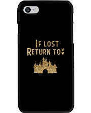 Funny - If lost return to Phone Case thumbnail