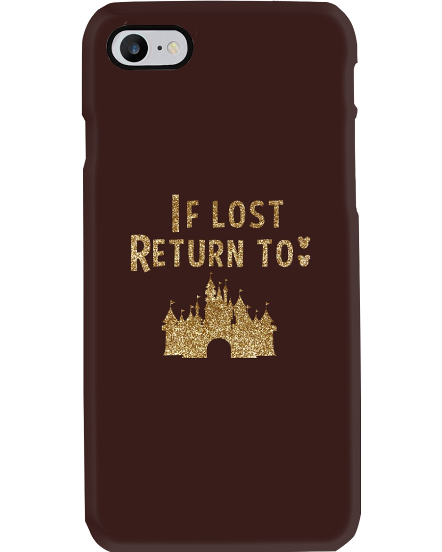 Funny - If lost return to Phone Case