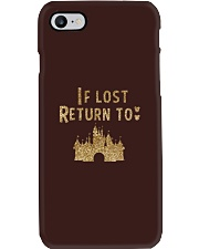 Funny - If lost return to Phone Case i-phone-7-case