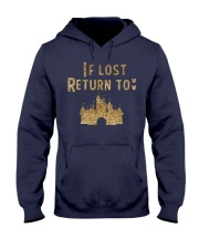 Funny - If lost return to Hooded Sweatshirt thumbnail