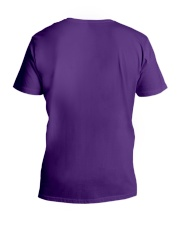 Funny - If lost return to V-Neck T-Shirt back