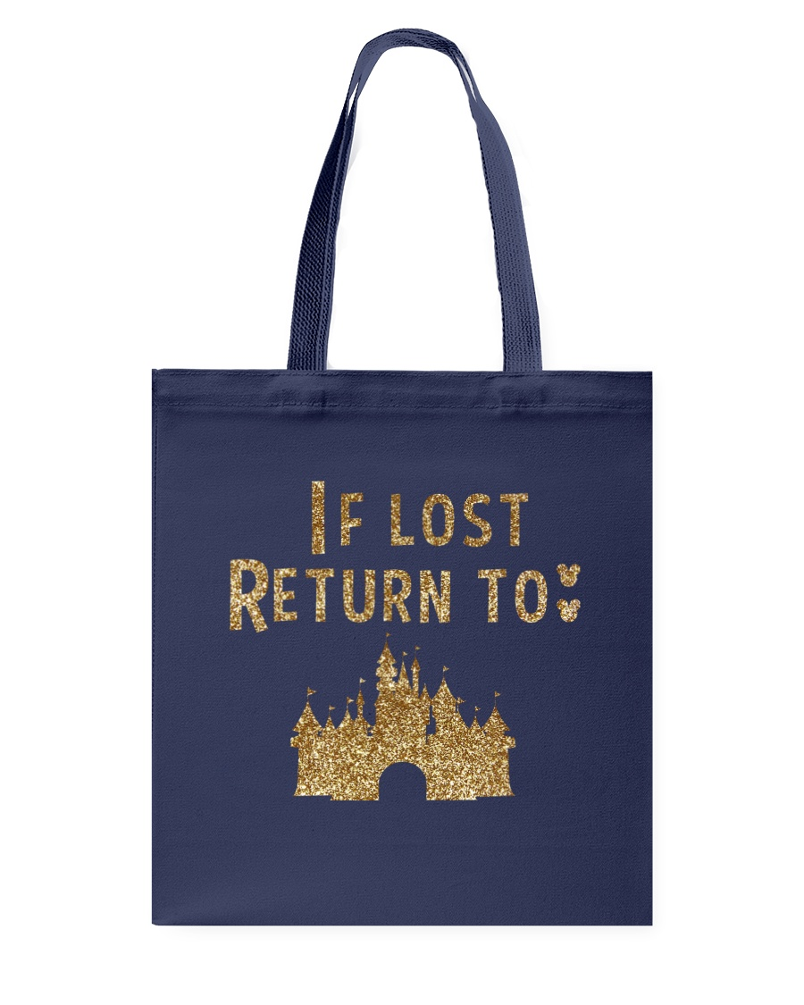 Funny - If lost return to Tote Bag