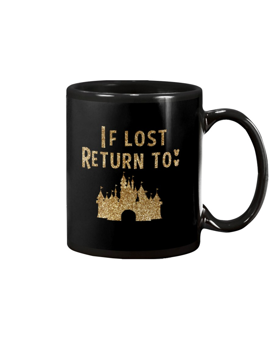 Funny - If lost return to Mug