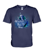 I Washed This Up Way V-Neck T-Shirt thumbnail