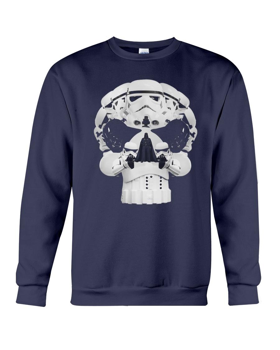 SW skull Crewneck Sweatshirt