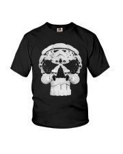 SW skull Youth T-Shirt thumbnail