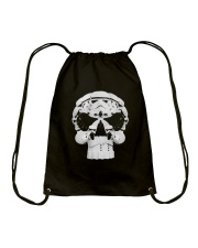 SW skull Drawstring Bag thumbnail