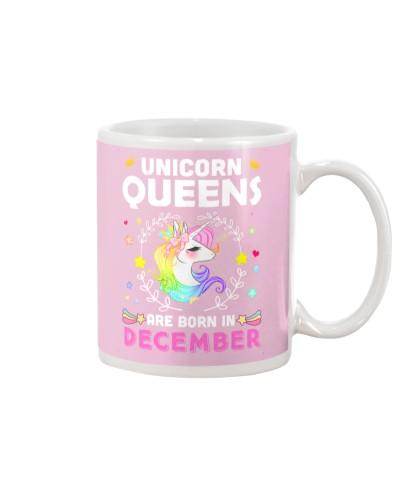 Unicorn Queens Are Born In December