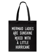 Mermaid Ladies Tote Bag thumbnail