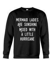 Mermaid Ladies Crewneck Sweatshirt thumbnail