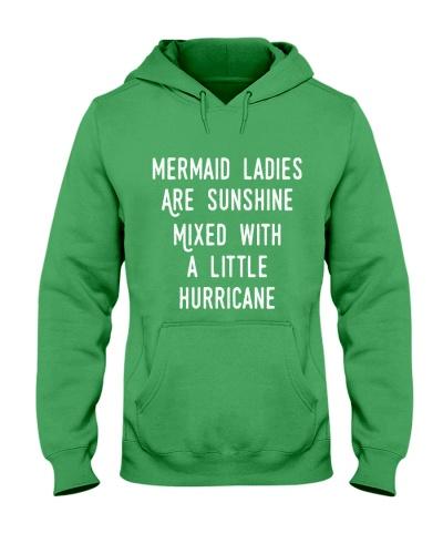 Mermaid Ladies