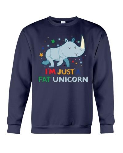 I'm just a fat unicorn