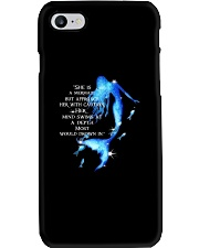 She Is A Mermaid Phone Case thumbnail