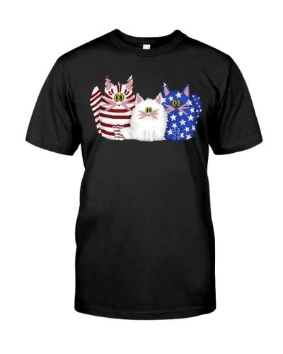 Cat America Pride