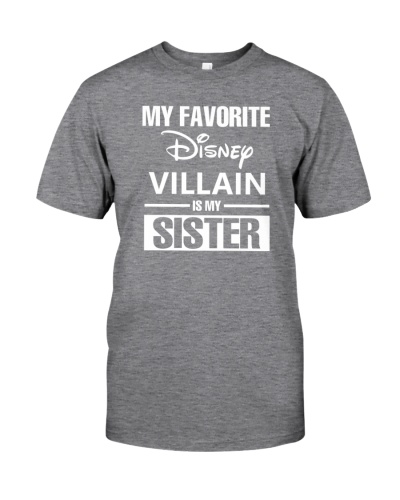 My Favorite Is My Sister