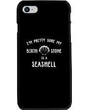 Mermaid-Stone Is A Seashell Phone Case thumbnail