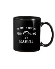 Mermaid-Stone Is A Seashell Mug thumbnail