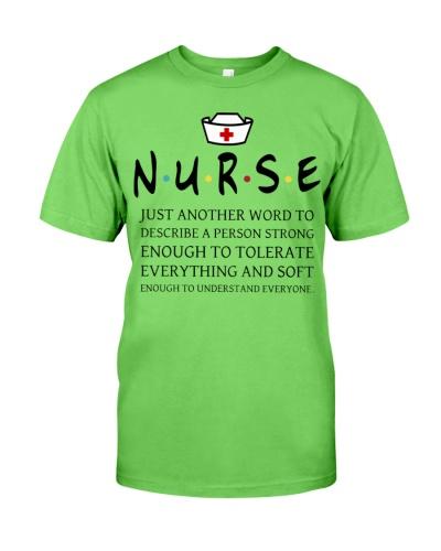 Nurse Strong Enough