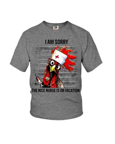 Nurse I Am Sorry