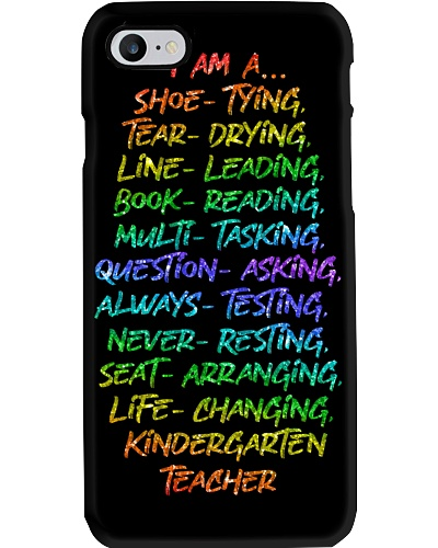 Teacher I Am A Kindergarten Teacher