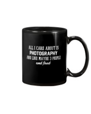 All I care about is photography Mug thumbnail