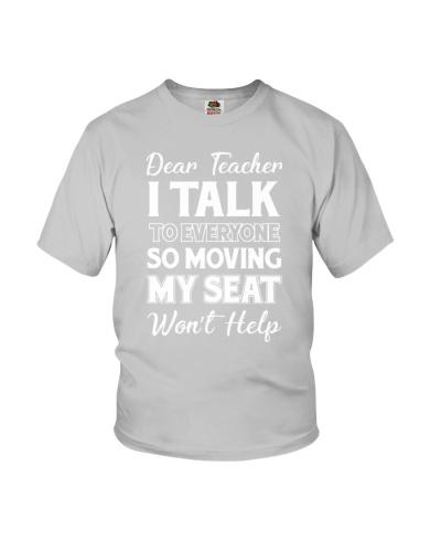 Family - Dear Teacher