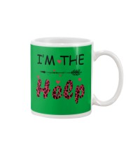 Wine I'm The Help Mug thumbnail