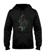 Mermaid Beauty Hooded Sweatshirt thumbnail