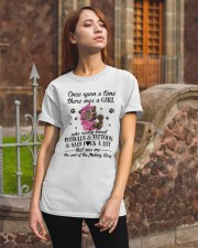 Pitbull Once Upon A Time Classic T-Shirt apparel-classic-tshirt-lifestyle-06