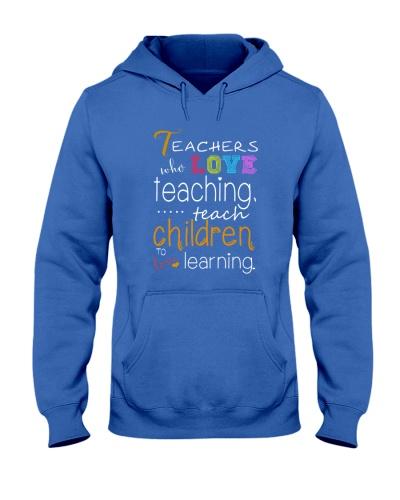 Teacher Love Teaching
