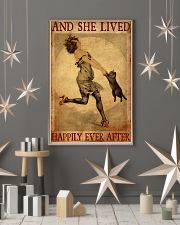 Korat And She Lived Happily Ever 11x17 Poster lifestyle-holiday-poster-1