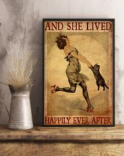 Korat And She Lived Happily Ever 11x17 Poster lifestyle-poster-3
