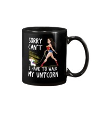 I have To Walk My Unicorn Mug thumbnail