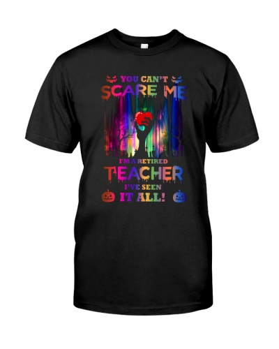 Teacher You Can't Scare Me