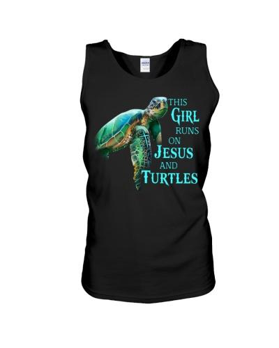 Turtle This Girl Runs