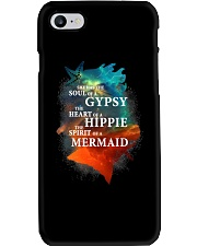 I have the spirit of a Mermaid Phone Case thumbnail