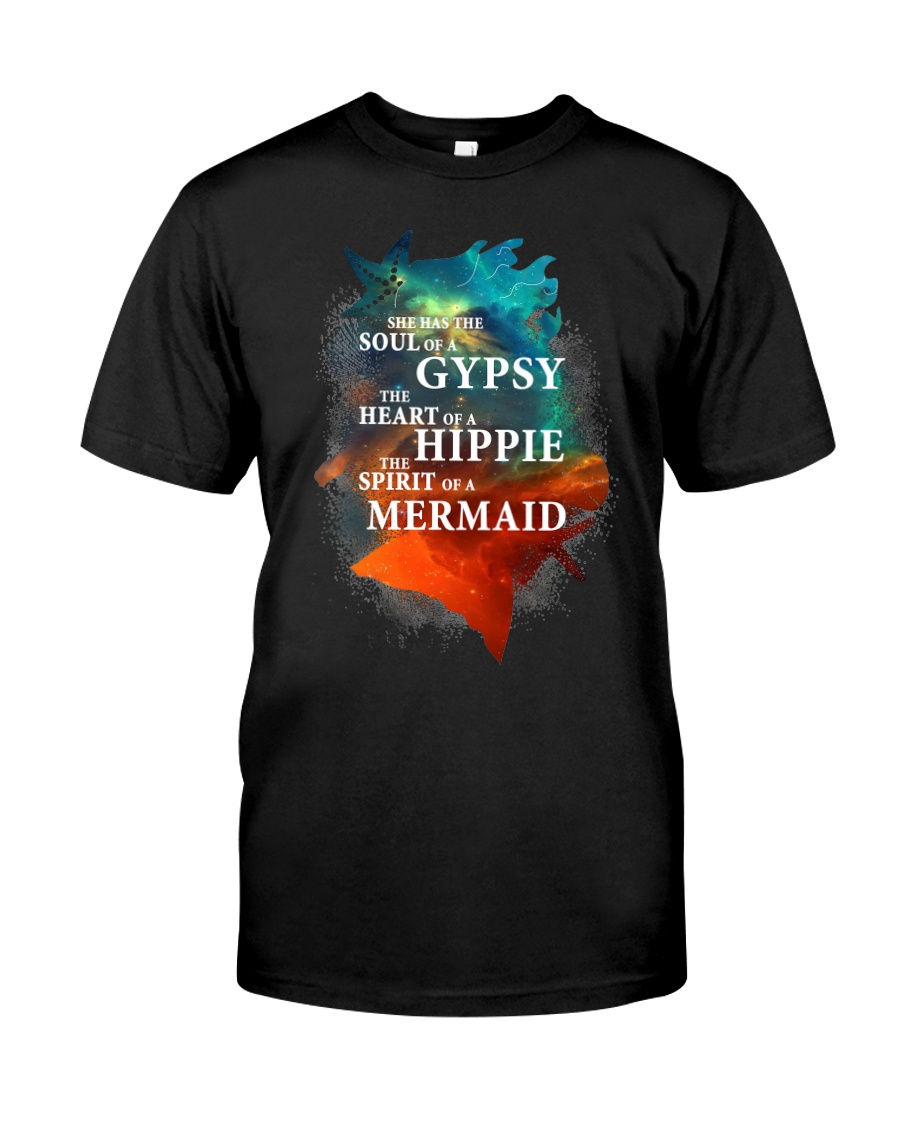 I have the spirit of a Mermaid Classic T-Shirt