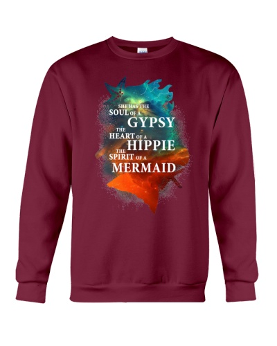 I have the spirit of a Mermaid