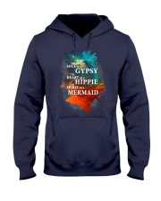 I have the spirit of a Mermaid Hooded Sweatshirt tile