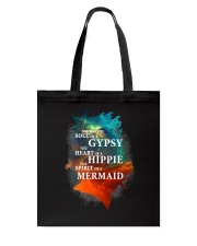 I have the spirit of a Mermaid Tote Bag tile