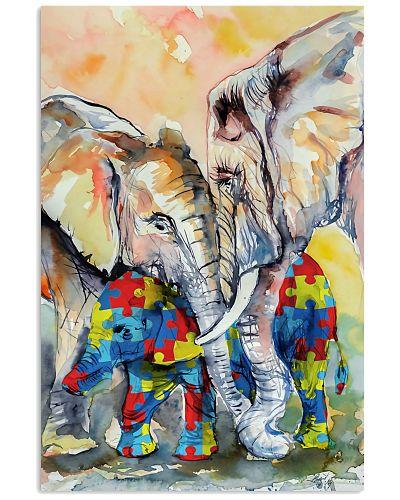 Elephant - Autism - Beauty