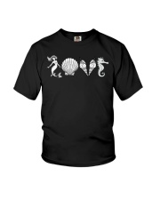 Mermaid Love Youth T-Shirt thumbnail